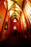 Église allemande Image libre de droits