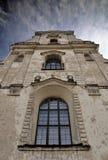 Église antique à Vilnius Photographie stock libre de droits