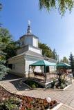 Église antique de monastère de l'hypothèse Lipetsk Russie Image stock