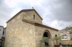 Église antique Tbilisi images libres de droits