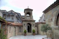 Église antique Tbilisi photos stock