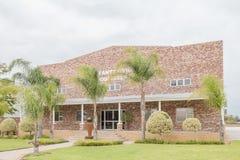 Église apostolique de mission de foi dans Vredendal Image libre de droits
