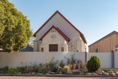 Église apostolique de mission de foi dans Theunissen dans l'état gratuit image stock