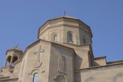 Église arménienne à Dniepropetovsk Photographie stock