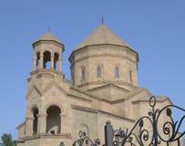 Église arménienne de Dniepropetovsk Images stock