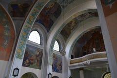Église au Belarus Images libres de droits