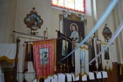 Église au Belarus Photos libres de droits