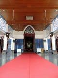 Église au Kerala, Inde Images libres de droits