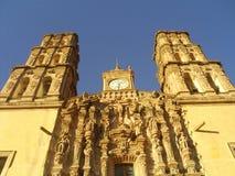 Église au Mexique Dolores photo stock