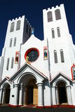 Église au Samoa photos stock