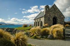 Église avec une vue photographie stock