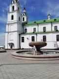 Église Belarus photo libre de droits