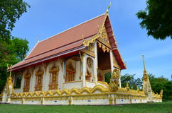 Église bouddhiste Image stock
