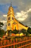 Église catholique Photographie stock