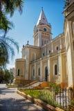 Église catholique au Brésil photo stock