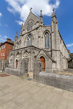 Église catholique dans Limerick Photographie stock