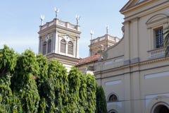 Église catholique dans Negombo Image stock