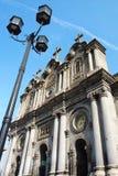 Église catholique dans Xian Chine Image stock