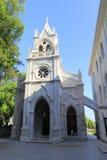 Église catholique de Gulangyu dans la ville de Xiamen, porcelaine Image libre de droits