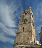 Église catholique de Medievel. Chiesa Matrice dans Erice, Sicile. Photographie stock