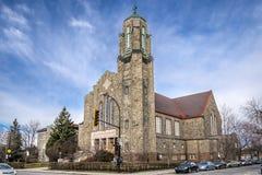Église catholique de Montréal images libres de droits