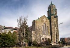 Église catholique de Montréal image libre de droits