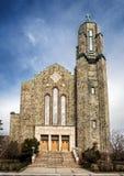 Église catholique de Montréal photos stock