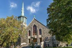 Église catholique de Montréal photos libres de droits