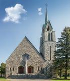 Église catholique de Montréal images stock