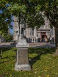 Église catholique de Montréal Photographie stock
