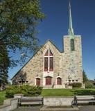 Église catholique de Montréal Photo stock