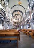 Église catholique en Corée du Sud photographie stock libre de droits