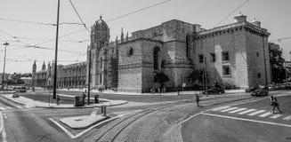 Église catholique Maria de Belem à Lisbonne - à LISBONNE/au PORTUGAL - 14 juin 2017 images libres de droits