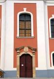 Église catholique romaine, Balatonalmadi, Hongrie photographie stock libre de droits