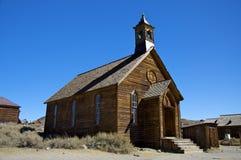 Église chez Bodie Photographie stock