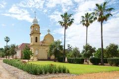 Église chez nouveau Norcia Image stock