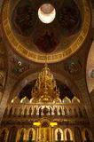Église chrétienne à Moscou photographie stock