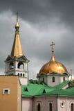 Église chrétienne 1 Image stock