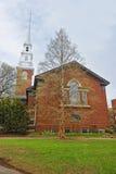 Église commémorative dans la cour de Harvard Photos libres de droits
