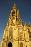Église commémorative de la protestation dans Speyer Photos libres de droits