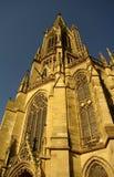Église commémorative de la protestation dans Speyer Image stock