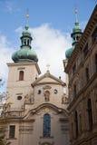Église d'écorchure de St Photo libre de droits