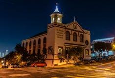 Église d'or image libre de droits