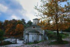 Église d'Agia Paraskevi à Trikala photos stock