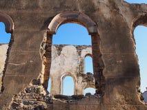 Église d'Agia Triyada images libres de droits