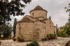 Église d'Agios Georgios Makris, Larnaca, Chypre photo stock