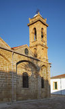 Église d'Agios Savvas à Nicosie cyprus photo stock