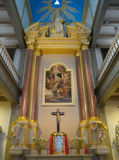 Église d'Amsterdam photographie stock