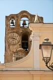 Église d'anacapri Amalfi Italie de Santa Sofia Photos libres de droits