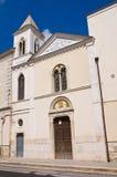 Église d'Annunziata Altamura La Puglia l'Italie images libres de droits